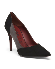 Made In Italy Pointy Pumps