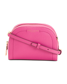 Leather Playback Crossbody