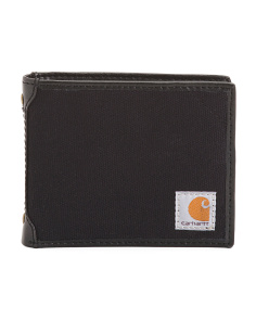 Cloth Passcase Wallet