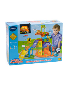 Go Go Smart Wheels Spinning Spiral Playset
