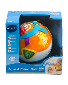 Move And Crawl Ball