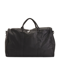 Convertible Style Duffel