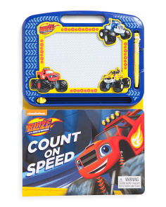 Nick Blaze Learning Series Playset