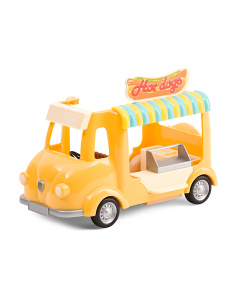 Hot Dog Van Play Set