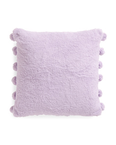 Kids 18x18 Fluffy Pillow