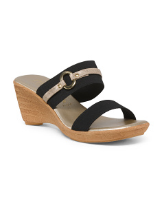 Made In Italy Stretch Wedges