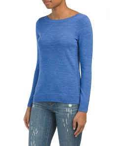Extrafine Merino Wool Sweater