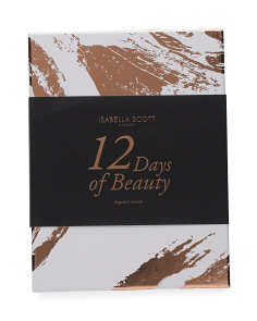 12 Days Beauty Advent Calendar
