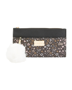Pom Pom And Pouch Gift Set