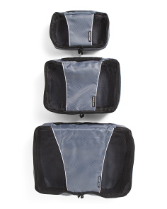 3pc Travel Packing Cube Set