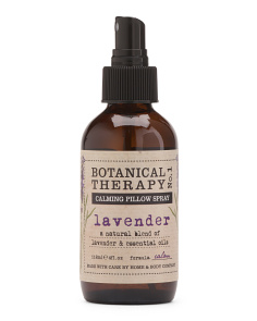 Lavender Botanical Therapy Pillow Spray