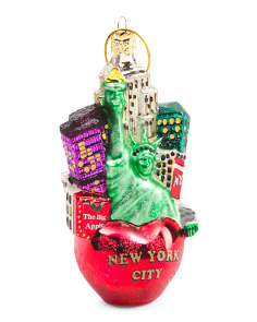 5in New York City Ornament