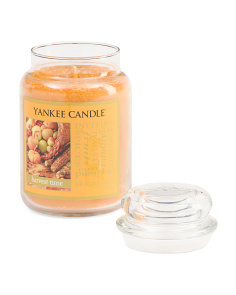 Made In USA 22oz Large Jarred Candle