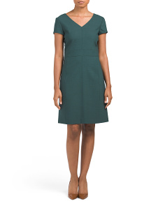 Tilean Short Sleeve Dress