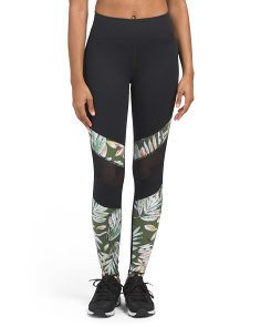 Spliced Leggings