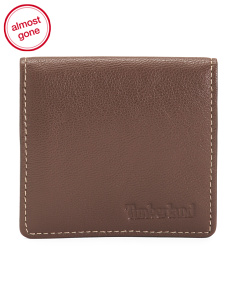 Leather Blix Coin Wallet