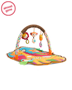Take & Play Safari Activity Play Mat