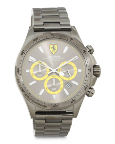 Men's Pilota Chronograph Bracelet Watch