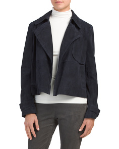 Menefer Benna Suede Jacket
