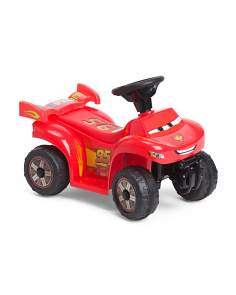 6v Ride-on Quad Bike