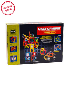 144pc Magnetic Construction Smart Set