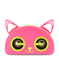 Portable Cat Ear Bluetooth Speaker