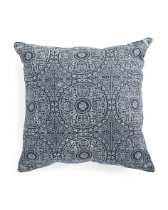 Made In India Medallion Floor Cushion