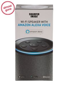 Alexa Voice Enabled Speaker