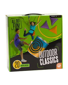 All Out Fun Classic Outdoor Games Set