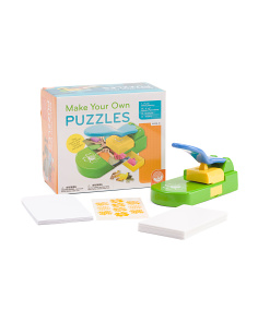 Make Your Own Puzzles Set