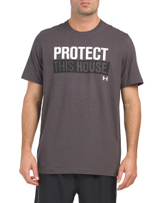 Protect This House Short Sleeve Tee