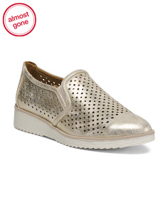 Comfort Perforated Shoes