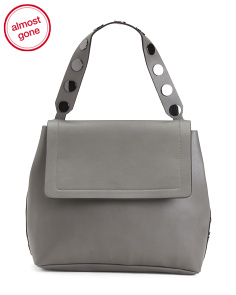 Celia Flap Satchel