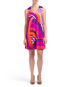 Livie Rainbow Dress