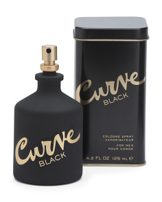 4.2oz Black Cologne Spray