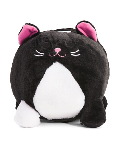 Plush Cat Bank