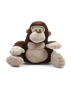 Plush Gorilla Coin Bank