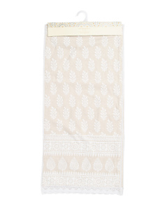Made In India 18x80 Table Runner
