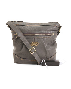 Bailey Powerbank Charging Crossbody