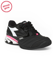 Leather Tennis Training Shoes