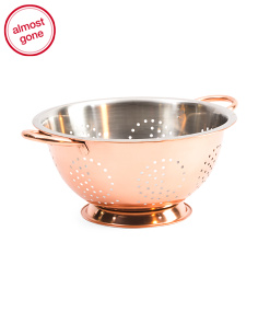 Made In India 5qt Colander