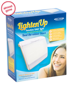Lighten Up Deluxe SAD Light