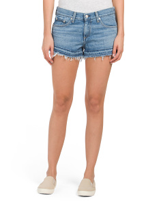 Made In USA Cut Off Shorts