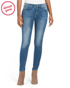 High Waisted Gwenevere Jeans