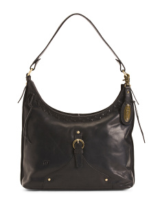 Leather Artesia Hobo