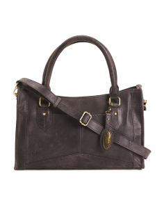Leather Eva Tote