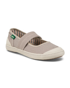 Comfort Canvas Memory Foam Shoes