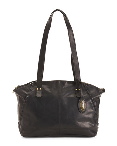 Leather Artesia Tote