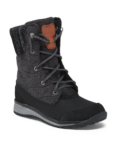 Waterproof Split Winter Boots
