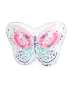 Melody Butterfly Pillow